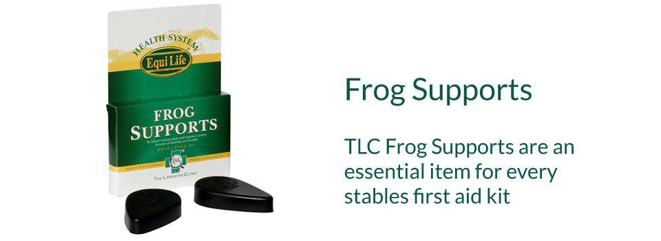 Frog Supports